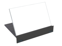 Flip-up Magnetic Dry Erase Command Board